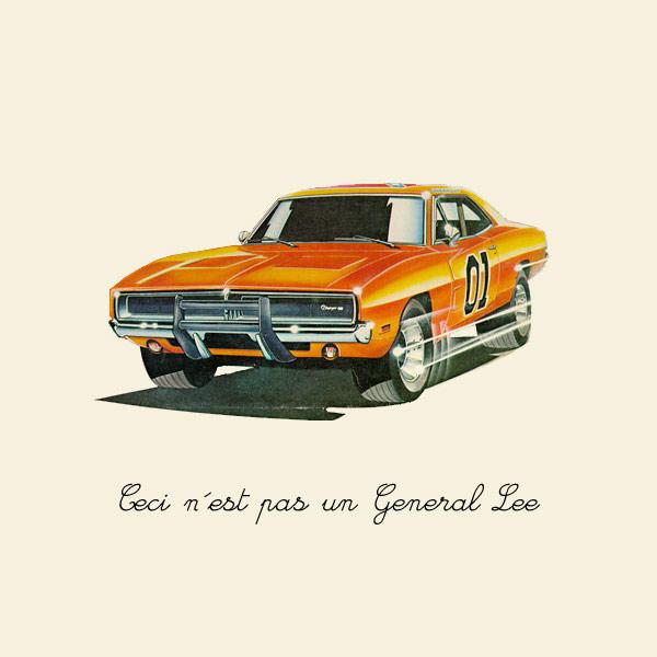 Pop Art Thursday General Lee By Ren Magritte 171 Lee Govatos